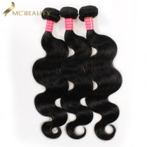 Mcbeauty Hair 3pcs/4pcs Bundles Brazilian Body Wave 9A Quality
