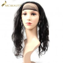 Mcbeauty Hair Body Wave 360 Lace Frontal Closure