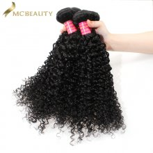 Mcbeauty Hair Brazilian Curly 3pcs No Tangle No Shedding