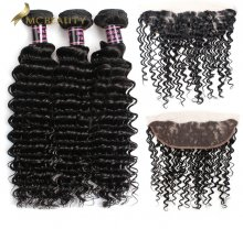 Mcbeauty Deep Wave 4x13 Lace Frontal Closure