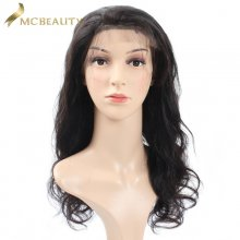 Mcbeauty Hair Peruvain Body Wave Lace Front Wig
