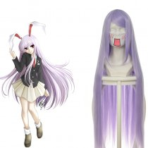 Rulercosplay Touhou Project Reisen Udongein Inaba Long Light Purple Anime Cosplay Wigs Wholesaler Re
