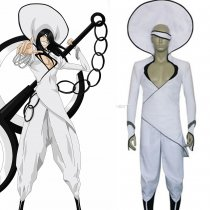 Rulercosplay Bleach Quinto Espada Nnoitra Gilga White Cosplay Costume Wholesaler Resaler
