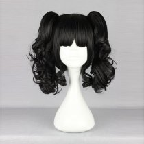 Rulercosplay Curly Black Lolita Fashion Wigs Wholesaler Resaler
