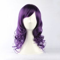 Rulercosplay Classic & Traditional Medium Long Purple Lolita Wigs Wholesaler Resaler