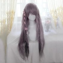 Rulecosplay Sweet Harajuku Original Light Purple Lolita Wigs