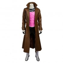 Gambit X-Men Superhero Anime Cosplay Costumes