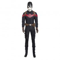 Rulercosplay Captain America Hydra Anime Cosplay Costumes