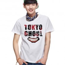 Tokyo Ghoul Fashion Cotton Animation T-shirt