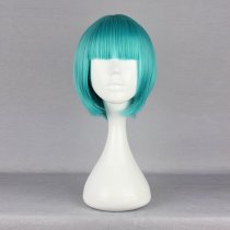 Rulercosplay Short Straight Green Lolita Fashion Wigs Wholesaler Resaler