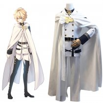 Rulercosplay Seraph Of The End Mikaela Hyakuya Cosplay Costume Wholesaler Resaler