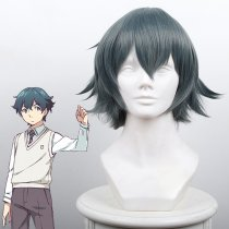 Rulercosplay Erotic Comics Teacher Izumi Masamune Green Ombre Anime Cosplay Wigs