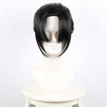 Rulercosplay Touken Ranbu Online Ishikirimaru Black Horsetail Cosplay Wigs Wholesale Resale