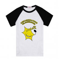 Assassination Classroom Ansatsu Kyoshitsu Korosensei Cotton Short Sleeve T-shirt Related Product Ani