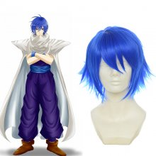 Rulercosplay Vocaloid Kaito Short Blue Anti-curl Anime Cosplay Wigs Wholesaler Resaler