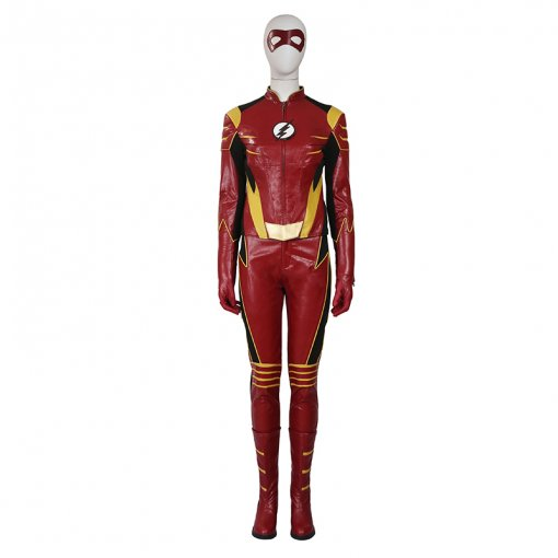Rulercosplay The Flash Jesse Quick Anime Cosplay Tights Costumes