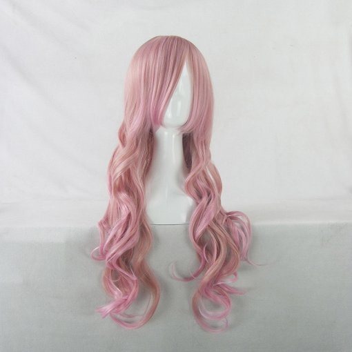 Rulercosplay Long Curly Pink Harajuku Lolita Wigs Wholesaler Resaler