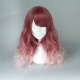 Rulercosplay Long Curly Purple And Pink Harajuku Lolita Wigs Wholesaler Resaler
