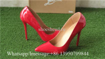 Christian Louboutin Red Heels High 12cm