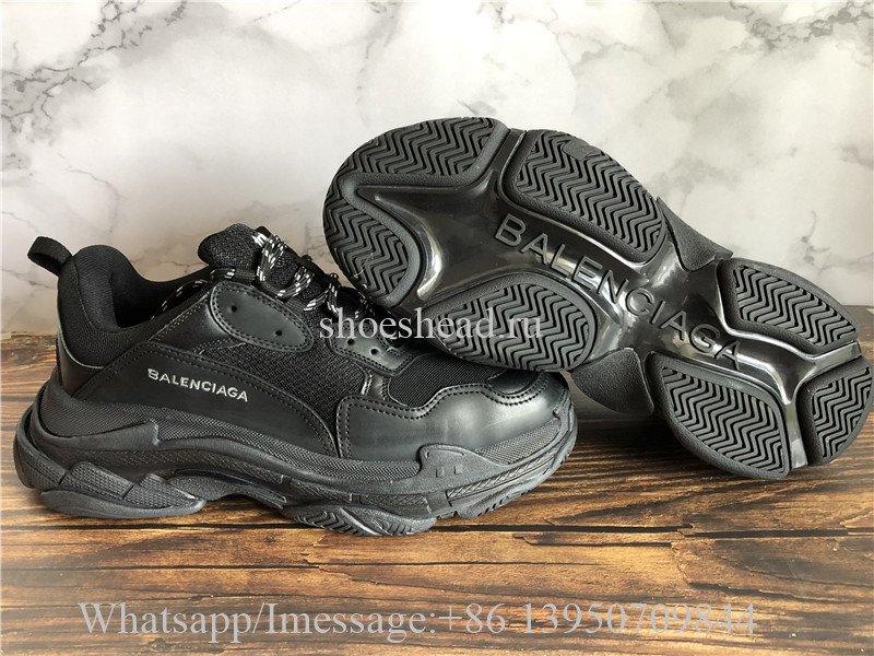 Cheap Balenciaga Shoes, Buy Cheapest Balenciaga Triple S Fake Sale