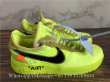 Off White x Nike Air Force 1 Low Volt