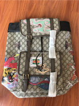 Original Gucci Courrier Soft GG Supreme Backpack