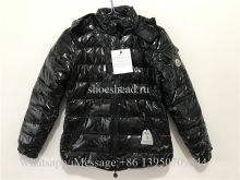 Moncler Genius Oversized Black Coat