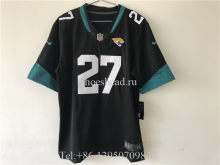 Jaguars Football Jersey Mens and Momens 27 FOURNETTE