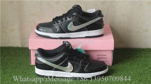 Nike SB Dunk Low Pro OG QS Black Chrome