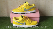 Nike SB Dunk Low Pro OG QS Canary Diamond