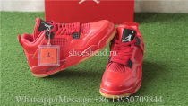 Air Jordan 4 Retro NRG Red Single Day
