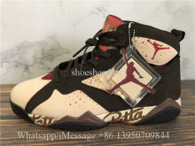 Patta x Air Jordan 7 OG SP Khaki