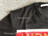 Givenchy Upside Down Towelling Logo T Shirt