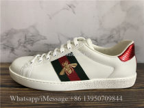 Super Quality Gucci Ace Embroidered Sneaker Bee