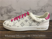Louis Vuitton Archlight Low Top Sneaker Pink White