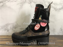 Louis Vuitton Laureate Platform Desert Boot World Tour
