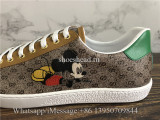 Gucci Ace Embroidered Sneaker Disney Mickey Mouse