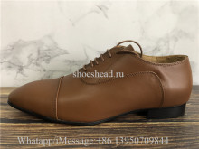 Christian Louboutin Dress Shoes Brown