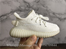 Infant Adidas Yeezy Boost 350 V2 Cream White Kid