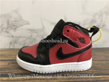 Kid Air Jordan 1 Retro Bred Infant