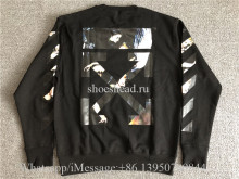 Off White Caravaggio Arrows Sweatshirt