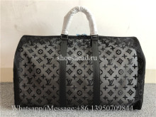 Original Louis Vuitton 19FW LV Keepall Travel Bag 50 M53971