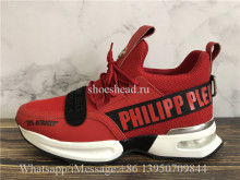 Philipp Plein SkuMSC1892PXV056N13 Leather Red Sneaker