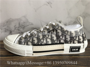 Super Quality Dior Homme B23 Low Top Sneaker Dior Oblique