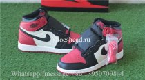 Air Jordan 1 Retro Bred Toe GS