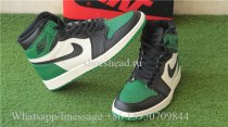 Air Jordan 1 High OG Pine Green