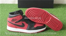 Air Jordan 1 Retro Gym Red Black