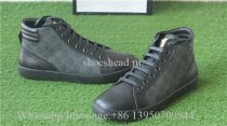 Gucci GG Brooklyn Supreme High Top Sneaker Black