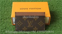 Louis Vuitton Brown Cardholder