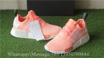 Real Boost Addidas PK NMD R1 Sun Glow Women